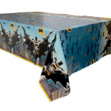 Batman Theme Plastic Tablecover